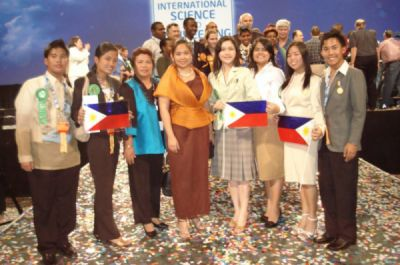 Young Pinoy Scientists Win in Intel ISEF
