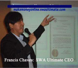 Francis Chaves SWA Ultimate Program